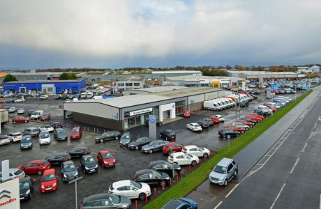 Donnelly VW, Campsie Industrial Estate, Derry