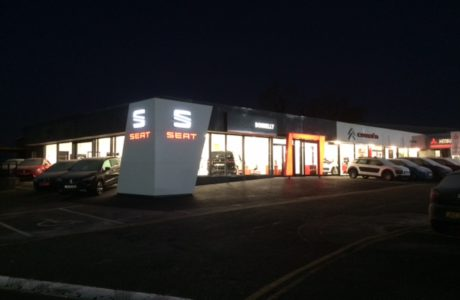 Donnelly SEAT, Moy Road, Dungannon