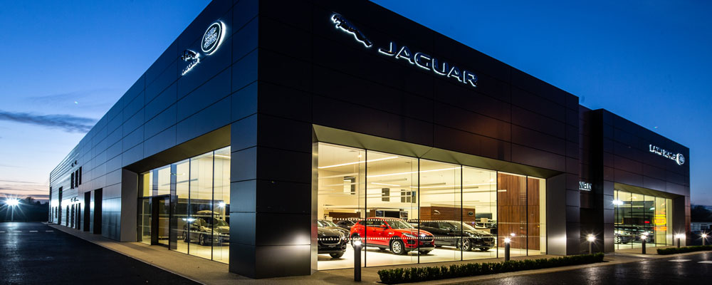 Donnelly Jaguar Landrover, Moy Road, Dungannon
